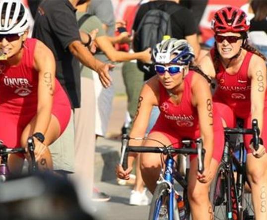 Yüz Bin Koş Spor Kulübü - ETU Sprint Triatlon Balkan Şampiyonası