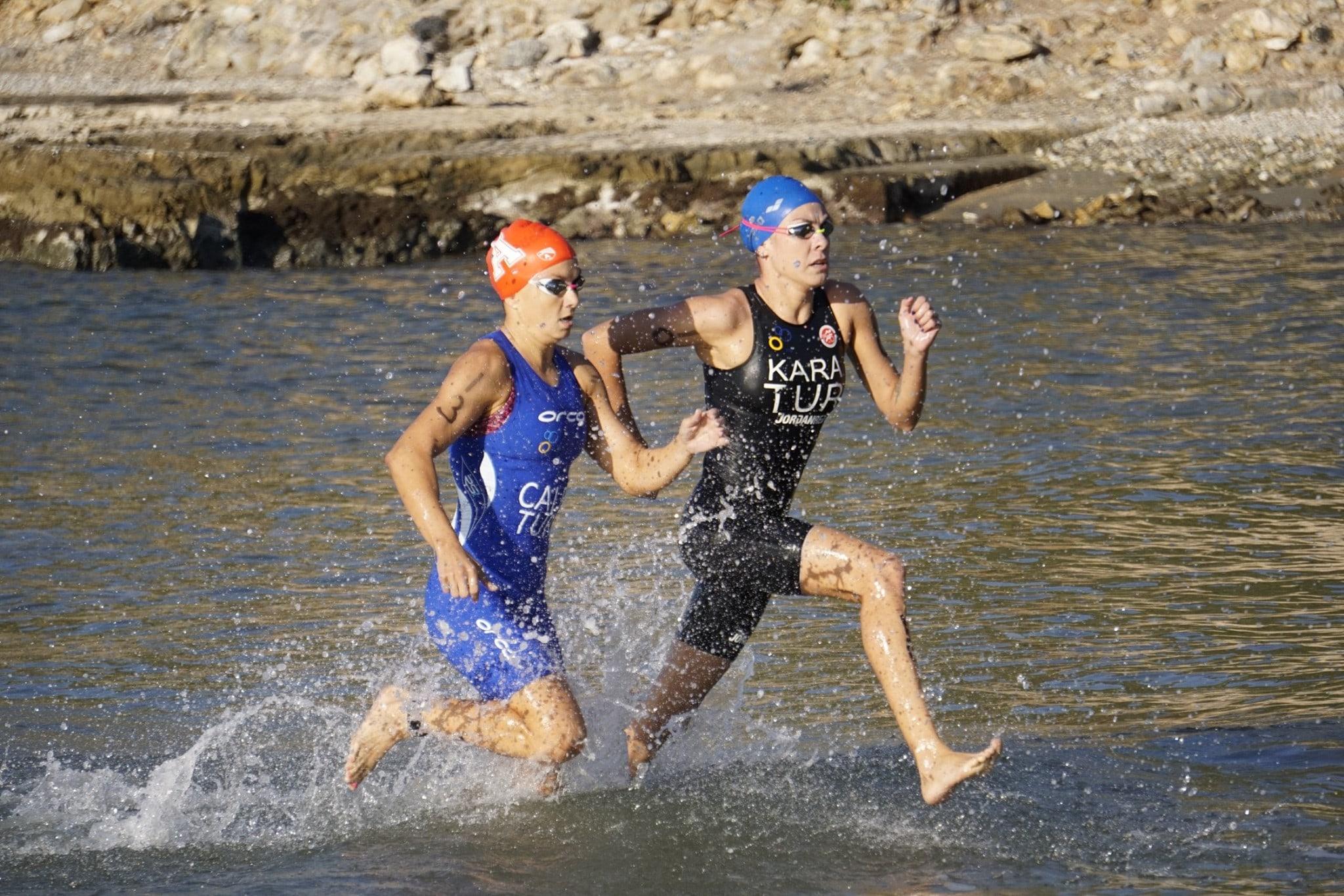 Yüz Bin Koş Spor Kulübü - Kuşadası Triatlonu 2019