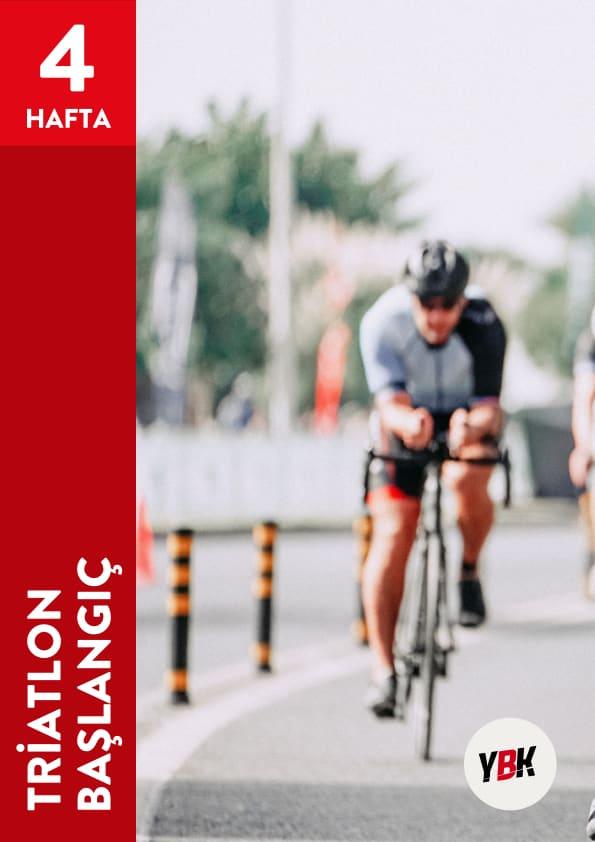 Triatlon Başlangıç Planı